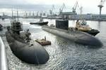 Tàu ngầm Kilo sẽ về tới Cam Ranh vào đầu năm 2014