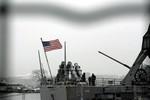 Mỹ đang rút dần chiến hạm ngoài khơi bờ biển Syria