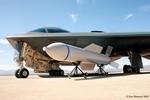 Xuất hiện ảnh oanh tạc cơ B-2 Spirit và bom xuyên phá GBU-57