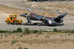 Bất ngờ trước hình ảnh mới về tiêm kích tàng hình Qaher F-313 của Iran