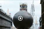 Video: Hạm đội Biển Đen có thêm tàu ngầm mới Novorossiysk