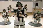 Chùm ảnh: Lính Mỹ huấn luyện với hệ thống mô phỏng DSTS