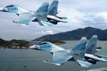 Trung Quốc đang tập dượt để đánh Su-30MKK2 Flanker?