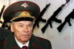 Video: Những hình ảnh cuối cùng về nhà sáng chế Mikhail Kalashnikov