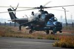 Những hình ảnh ít thấy về máy bay trực thăng vũ trang của Armenia