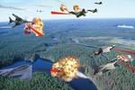 Israel sẽ có 5 lớp phòng thủ các loại, lớp thứ 5 là vũ khí laser