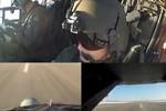 Video: Cận cảnh khoang lái của máy bay CV-22 Osprey