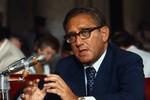 Henry Kissinger: Không loại trừ chiến tranh ở châu Á