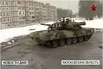 Xem xe tăng của Nga luyện múa ballet Hồ Thiên Nga