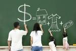 """Vì sao nên giáo dục trẻ em """"quản lý tài chính"""" ngay từ khi còn bé?"""