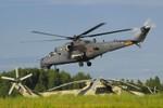 Choáng ngợp với máy bay trực thăng trong căn cứ huấn luyện của Nga