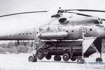 Hệ thống phóng tên lửa kỳ lạ của quân đội Liên Xô