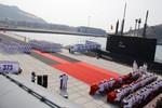 Tàu ngầm Kilo HQ 185 Đà Nẵng sẽ được hạ thuỷ vào cuối tháng 3?
