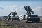 Quân đội Nga tập trận phòng không quy mô lớn ở Krasnodar
