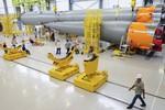 Công ty Pháp ký hợp đồng mua 7 tên lửa Soyuz của Nga