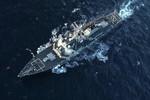 Mỹ đưa thêm tàu khu trục USS Donald Cook đến Biển Đen