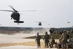 Mỹ bất ngờ tuyên bố đưa quân đến Đông Âu