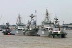 Nga bất ngờ kiểm tra trình độ sẵn sàng chiến đấu Hạm đội Caspian