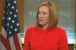 Video: Mỹ coi việc kéo giàn khoan 981 của TQ là hành vi khiêu khích