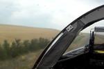 Video hiếm quay cảnh Su-24 lượn thấp theo đường cao tốc