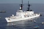 Mỹ -Philippines chuẩn bị tập trận gần bãi cạn Scarborough