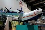 TQ bắt đầu sản xuất thử nghiệm thủy phi cơ lớn nhất thế giới