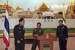 Hình thành trục quan hệ Thái Lan-Myanmar được TQ hậu thuẫn?