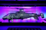 Sikorsky tiết lộ mẫu trực thăng tấn công mới S-97 Raider