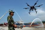Trung Quốc thử nghiệm hệ thống laser chống máy bay không người lái