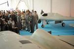 Iran công bố video bay thử máy bay RQ-170 Sentinel sao chép của Mỹ