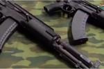 Video: Nga tiết lộ súng trường tấn công tự động AEK-97