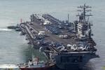 Báo TQ: Mỹ tập trận nhằm vào Nga, Trung Quốc bằng máy bay thế hệ 5