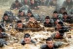 Truyền thông tiết lộ về các lực lượng đặc nhiệm chính thức của TQ