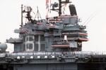 Hải quân Mỹ bán tàu sân bay từng tham chiến Việt Nam với giá 0.01 USD