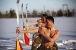 Lính TQ huấn luyện sát biên giới Nga, muốn đánh thắng chiến tranh khu vực