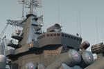 """Siêu phẩm 3D phác """"chân dung"""" tuần dương hạm hạng nặng Moskva"""