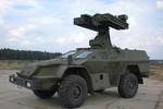 Xe bọc thép bánh lốp KAMAZ 43269 Vystrel của biên phòng Nga