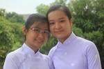 Nữ sinh giành giải nhất Văn quốc gia ủng hộ trường Lương Thế Vinh