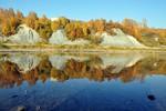 Sắc vàng mùa thu nước Nga