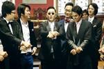 Sinh viên ĐH Oxford được Psy dạy nhảy 'Gangnam Style'