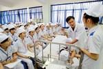 Lạm phát ngành học sức khỏe