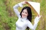 Những nữ sinh diện áo dài đẹp hơn cả Hoa hậu Mai Phương Thúy (P28)