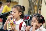 Bỏ quên dinh dưỡng tuổi học đường