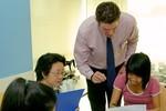 Giáo viên ngoại dạy tiếng Anh, một tuần là có việc