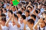 54% phụ huynh thừa nhận 'chạy trường'