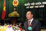 PTT Nguyễn Xuân Phúc nói về 6 điểm hạn chế của nền kinh tế - xã hội