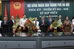 Hà Nội bỏ phiếu kín, bầu bổ sung 3 Phó Chủ tịch