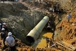 Vinaconex bị khởi tố vẫn được Hà Nội cho làm đường nước sông Đà