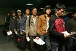 Tạm dừng đưa lao động sang Libya