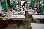 Nhiễm virus Ebola, tỷ lệ tử vong lên tới 90%